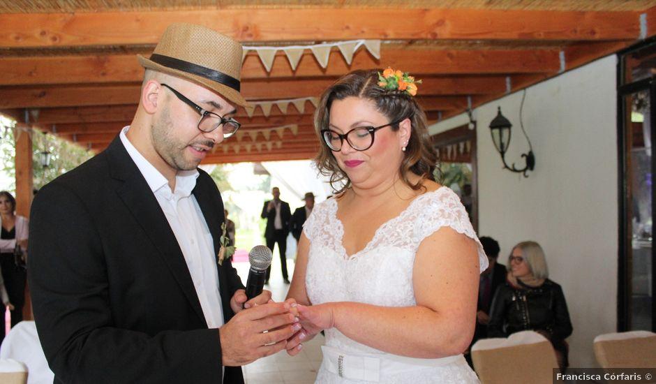 El matrimonio de Alán y Daniela en Isla de Maipo, Talagante