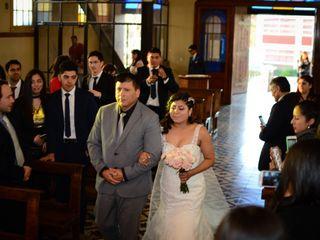 El matrimonio de Karen y Alejandro 3