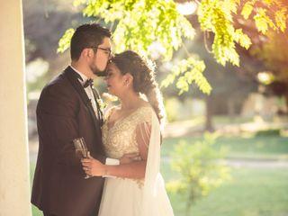 El matrimonio de Madeleine y Erick