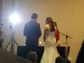 El matrimonio de Macarena y Matías 1