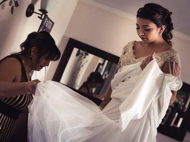 El matrimonio de Erick y Madeleine en San Bernardo, Maipo 16