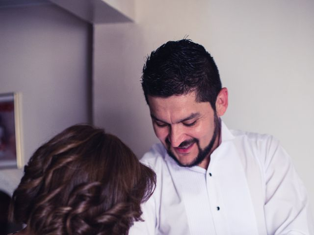 El matrimonio de Erick y Madeleine en San Bernardo, Maipo 26