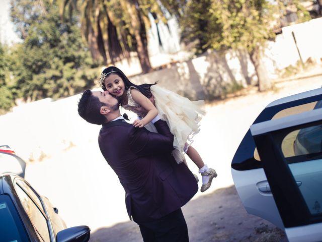 El matrimonio de Erick y Madeleine en San Bernardo, Maipo 43