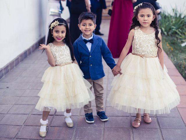El matrimonio de Erick y Madeleine en San Bernardo, Maipo 46