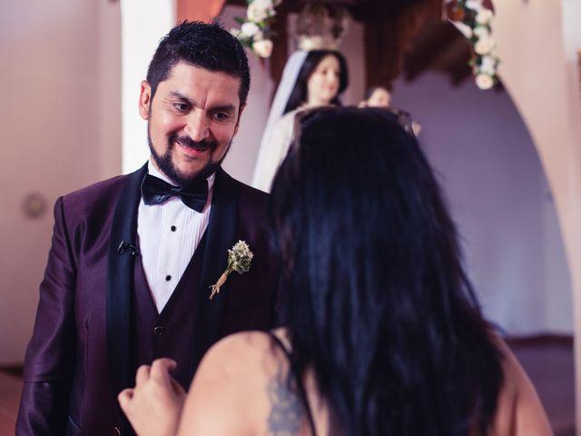 El matrimonio de Erick y Madeleine en San Bernardo, Maipo 52
