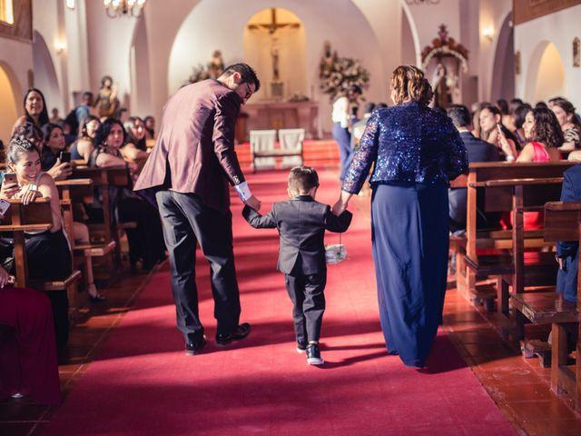 El matrimonio de Erick y Madeleine en San Bernardo, Maipo 56