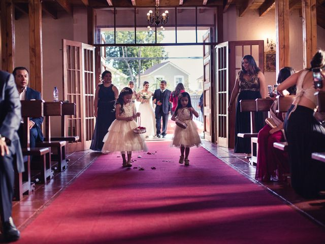 El matrimonio de Erick y Madeleine en San Bernardo, Maipo 58