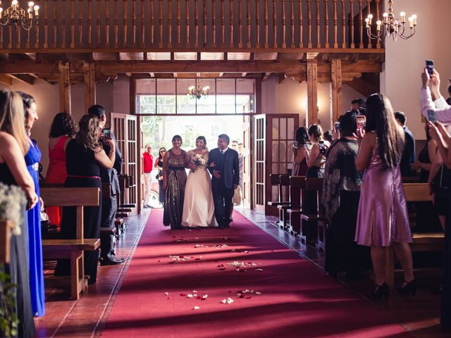 El matrimonio de Erick y Madeleine en San Bernardo, Maipo 60