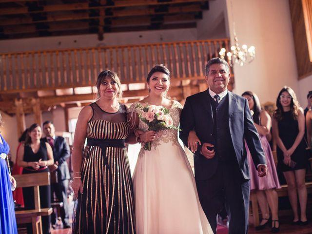 El matrimonio de Erick y Madeleine en San Bernardo, Maipo 61