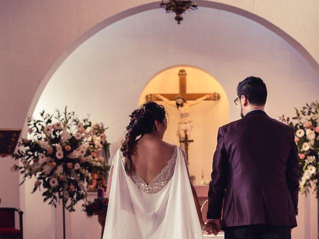 El matrimonio de Erick y Madeleine en San Bernardo, Maipo 64