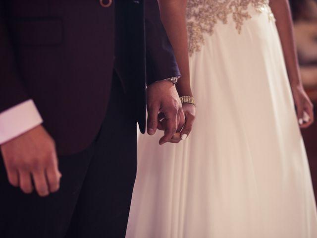 El matrimonio de Erick y Madeleine en San Bernardo, Maipo 65
