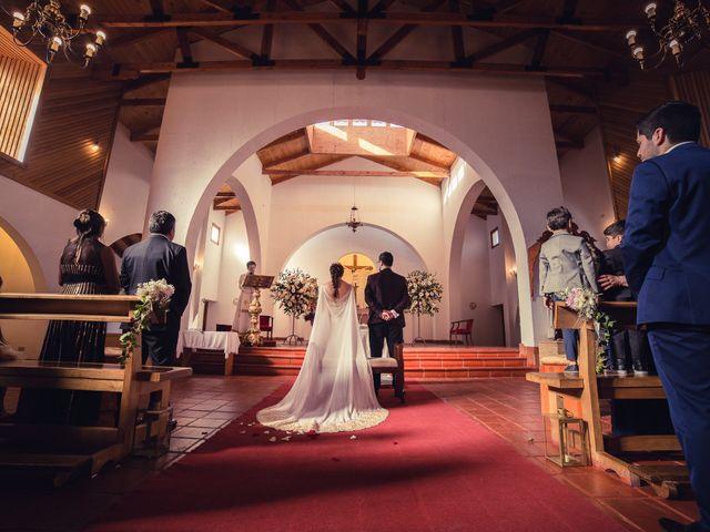 El matrimonio de Erick y Madeleine en San Bernardo, Maipo 66
