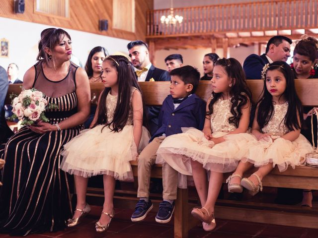 El matrimonio de Erick y Madeleine en San Bernardo, Maipo 69