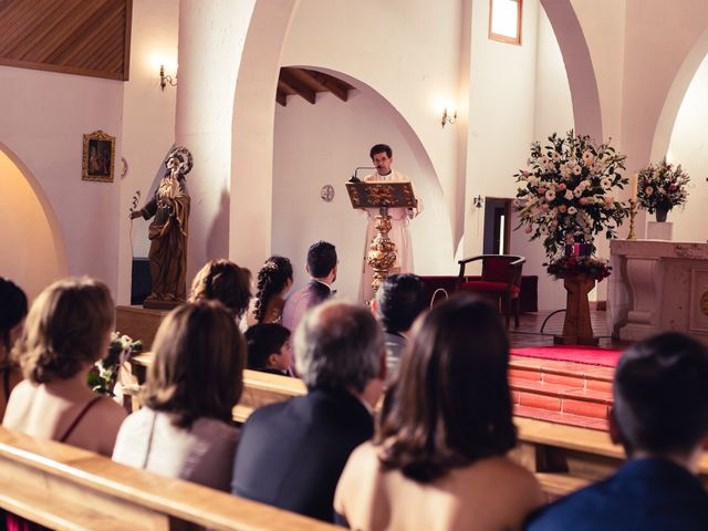 El matrimonio de Erick y Madeleine en San Bernardo, Maipo 70