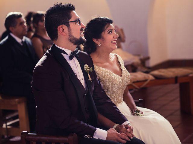 El matrimonio de Erick y Madeleine en San Bernardo, Maipo 71