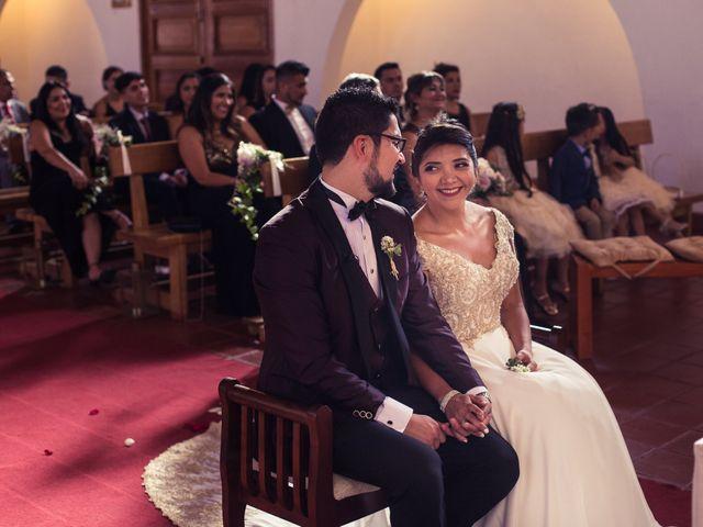 El matrimonio de Erick y Madeleine en San Bernardo, Maipo 74