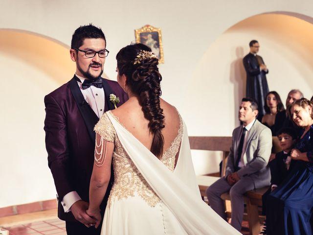 El matrimonio de Erick y Madeleine en San Bernardo, Maipo 76