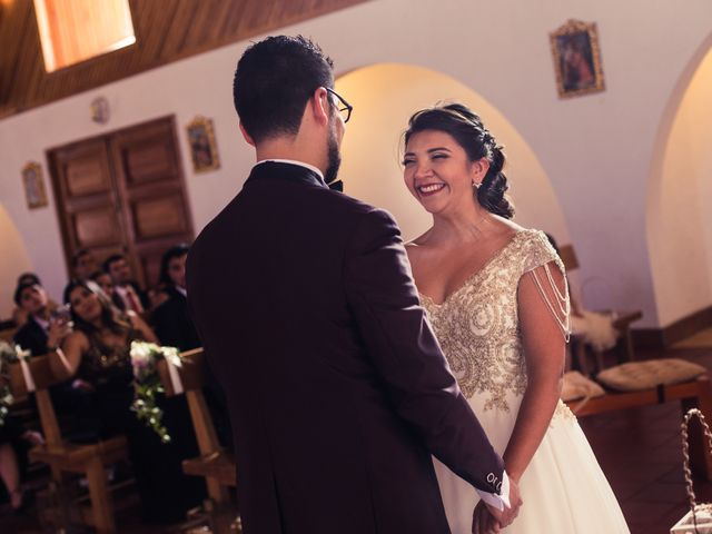 El matrimonio de Erick y Madeleine en San Bernardo, Maipo 77