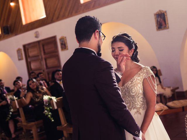 El matrimonio de Erick y Madeleine en San Bernardo, Maipo 79