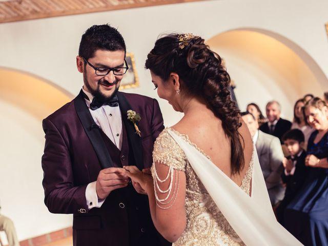 El matrimonio de Erick y Madeleine en San Bernardo, Maipo 83