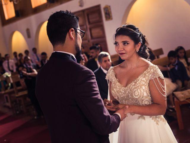 El matrimonio de Erick y Madeleine en San Bernardo, Maipo 84