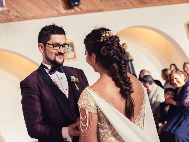 El matrimonio de Erick y Madeleine en San Bernardo, Maipo 85