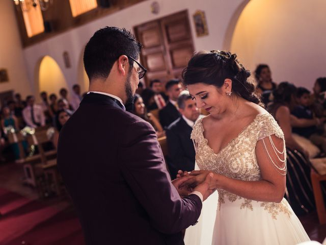 El matrimonio de Erick y Madeleine en San Bernardo, Maipo 86