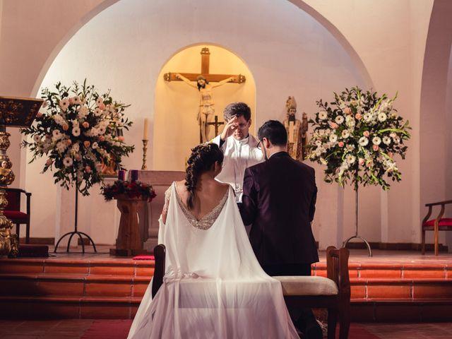 El matrimonio de Erick y Madeleine en San Bernardo, Maipo 87