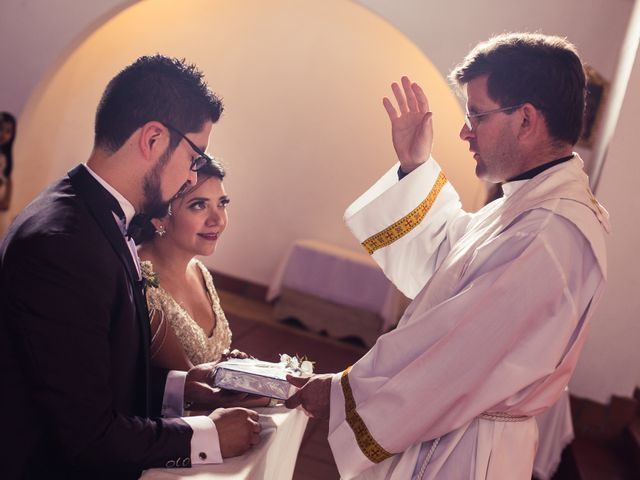 El matrimonio de Erick y Madeleine en San Bernardo, Maipo 88