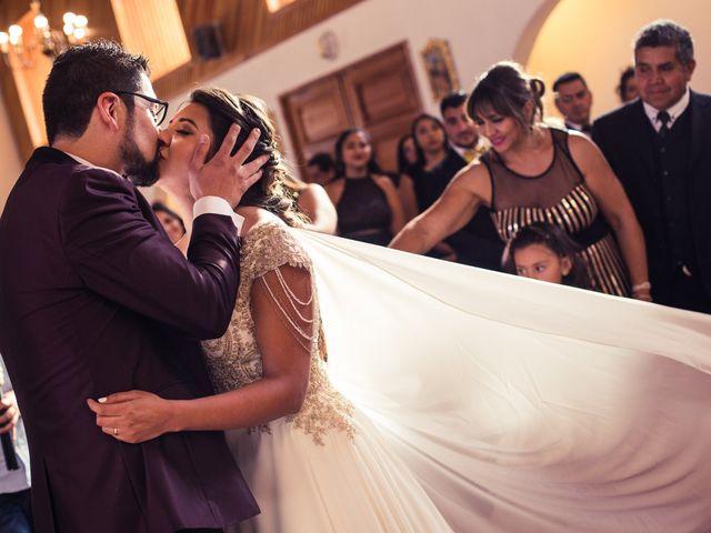El matrimonio de Erick y Madeleine en San Bernardo, Maipo 92