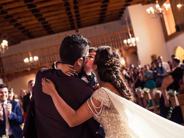 El matrimonio de Erick y Madeleine en San Bernardo, Maipo 93