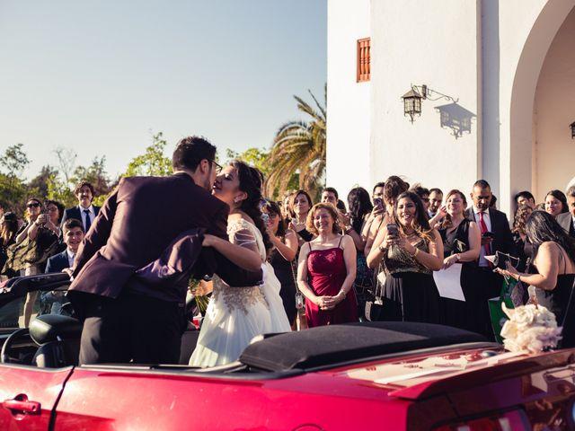 El matrimonio de Erick y Madeleine en San Bernardo, Maipo 98
