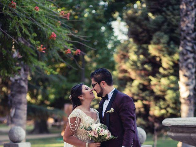 El matrimonio de Erick y Madeleine en San Bernardo, Maipo 99