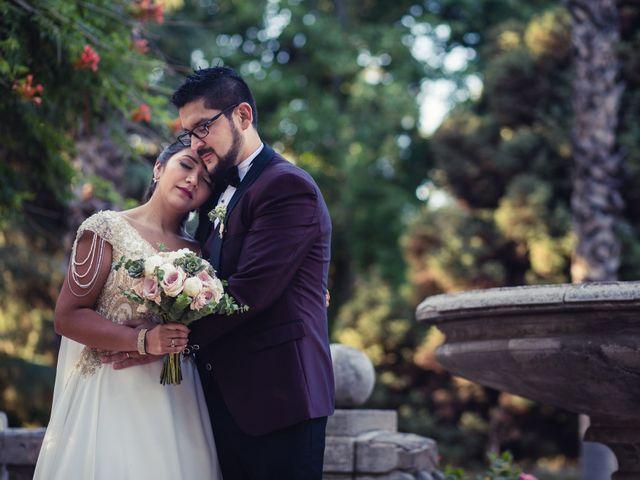 El matrimonio de Erick y Madeleine en San Bernardo, Maipo 101