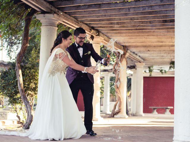 El matrimonio de Erick y Madeleine en San Bernardo, Maipo 103