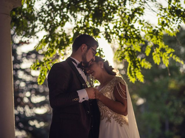 El matrimonio de Erick y Madeleine en San Bernardo, Maipo 105