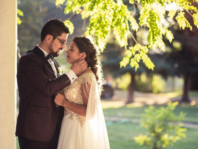 El matrimonio de Erick y Madeleine en San Bernardo, Maipo 107