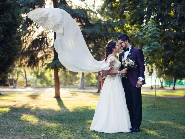 El matrimonio de Erick y Madeleine en San Bernardo, Maipo 109