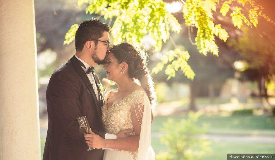 El matrimonio de Erick y Madeleine en San Bernardo, Maipo
