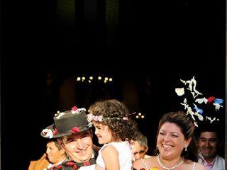 El matrimonio de Karina y Pastor 3