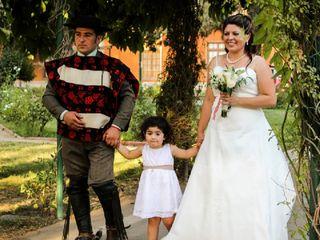 El matrimonio de Karina y Pastor 2