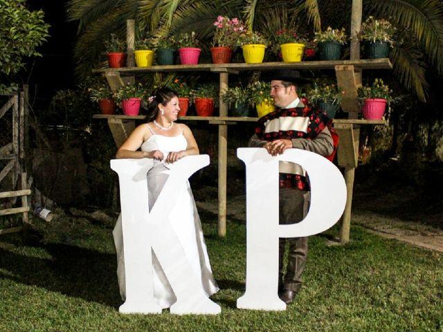 El matrimonio de Karina y Pastor