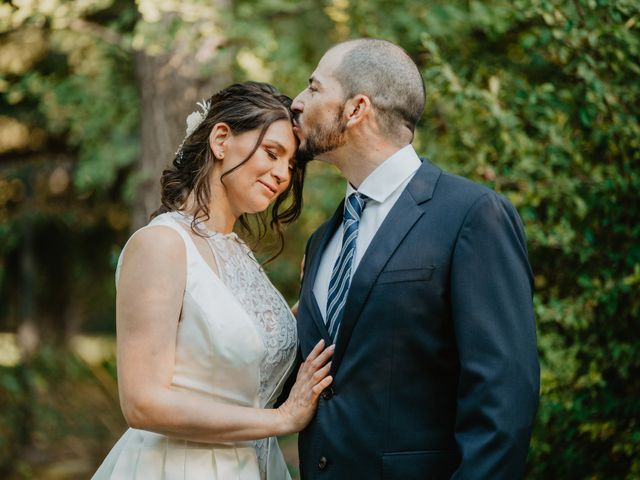 El matrimonio de Marcela y Diego