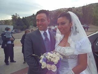 El matrimonio de Emilia y Patricio