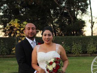 El matrimonio de María Fernanda  y Eduardo  1