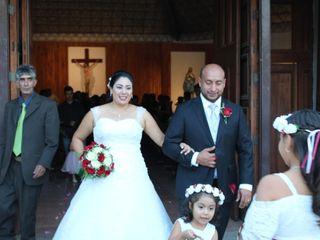 El matrimonio de María Fernanda  y Eduardo  3