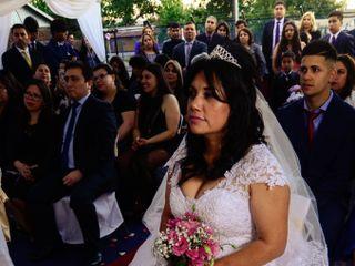 El matrimonio de Pamela y Rodrigo 1
