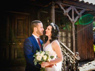 El matrimonio de Cami y Jose