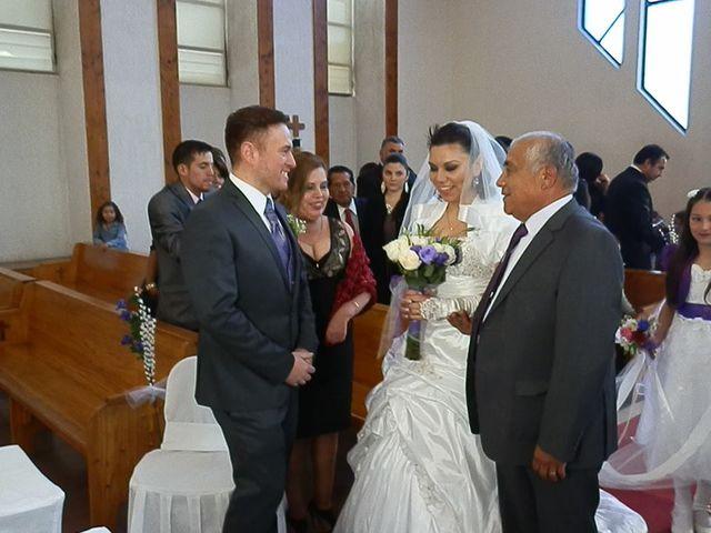 El matrimonio de Patricio y Emilia en Renca, Santiago 1