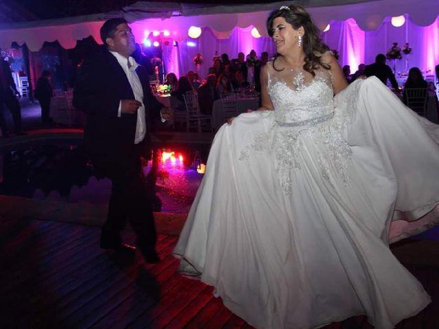 El matrimonio de Erica y Nelson